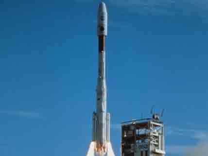 1er lancement d'Ariane 4 le 15 juin 1988